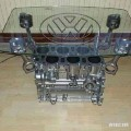 VW Motor Table