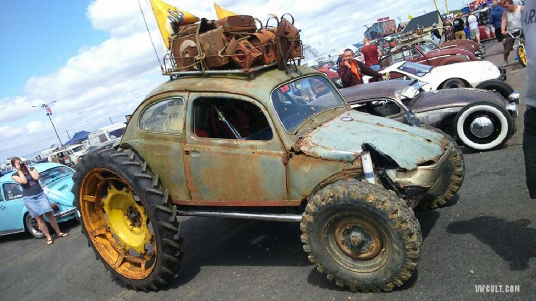 VW Tractor Monstrum