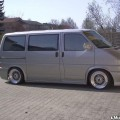 Volkswagen Bus T5 grey