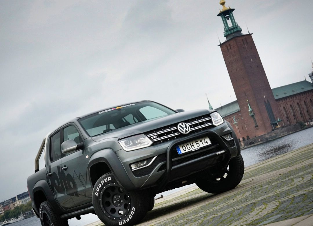 vw amarok v6 by delta4x4 autofunia. Black Bedroom Furniture Sets. Home Design Ideas